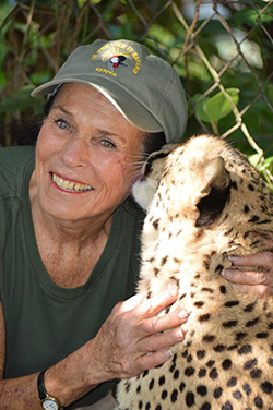 Vivien Prince, founder of As You Like It Safaris