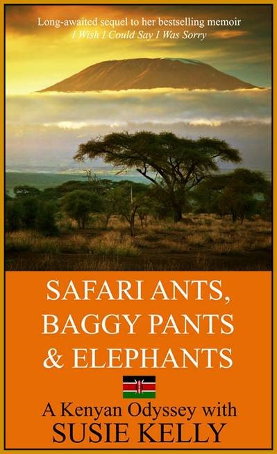 Susie Kelly Kenyan Safari book