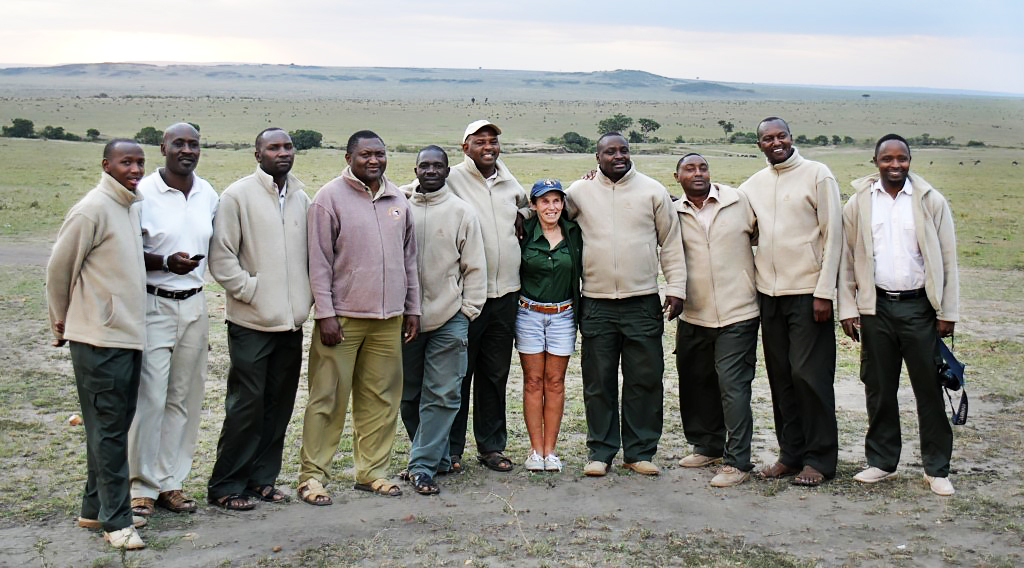 The As You Like It Safaris team